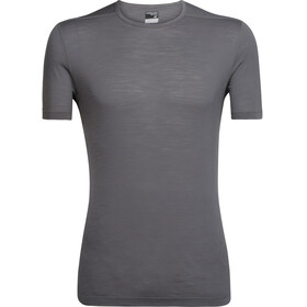 Icebreaker Zeal - T-shirt manches courtes Homme - gris